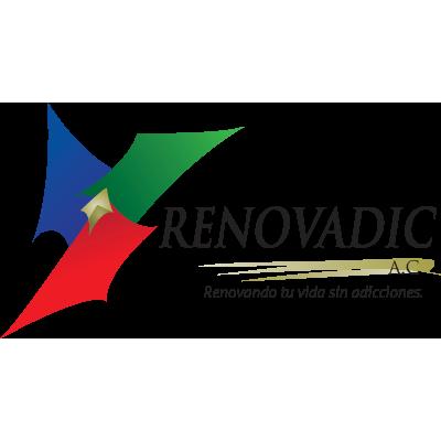 Logo de Renovadic A.C. Centro de atención y rehabilitación de adicciones