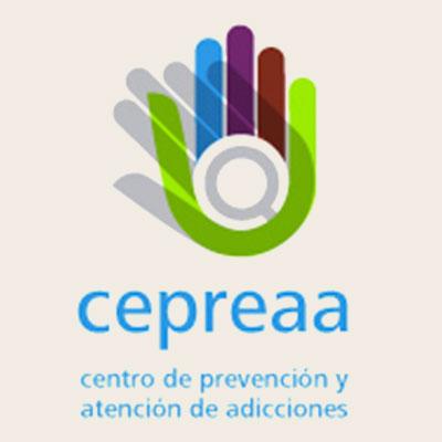 Logo de CEPREAA